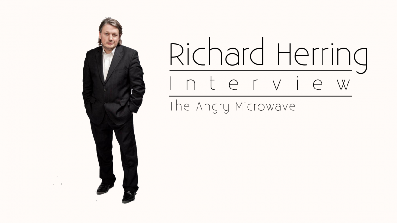 Richard Herring Interview