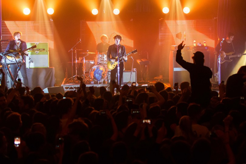 The Kooks / Credit: Joe Bartlett