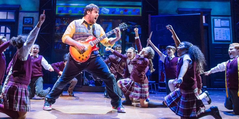 School Of Rock: The Musical / Tristram Kenton